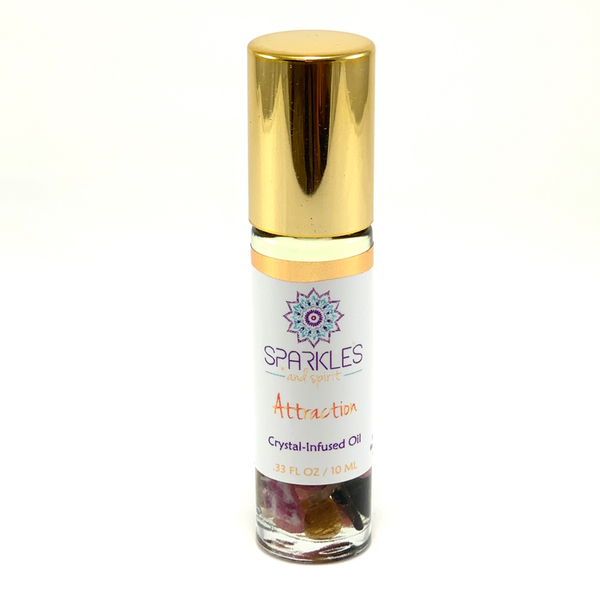 Attraction Crystal-Infused Oil