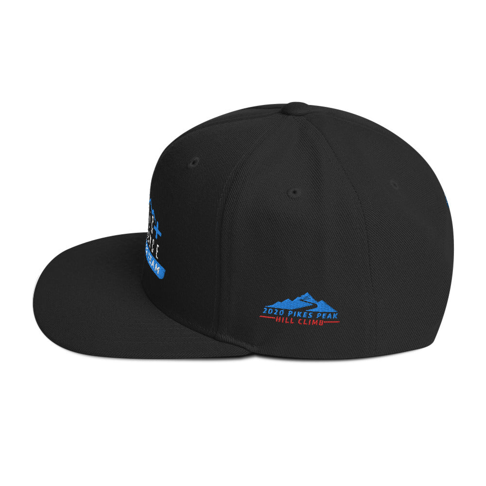 Exclusive Electric Performance Tesla Racing Team Hat
