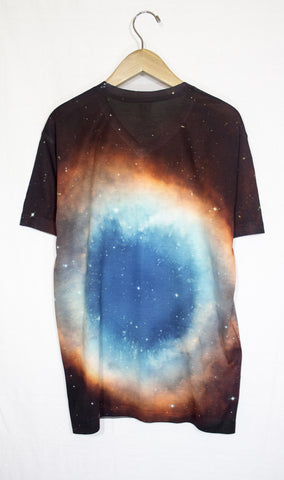 Helix Nebula Galaxy Shirt, Back