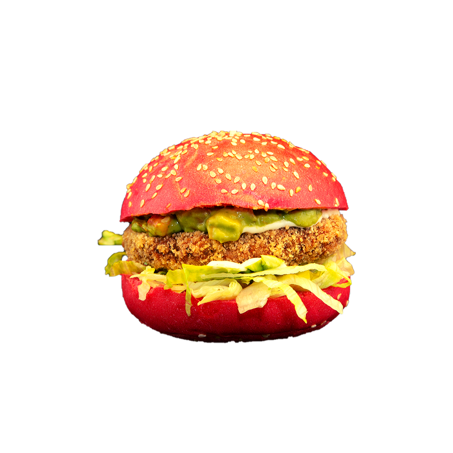 Californian Star Burger