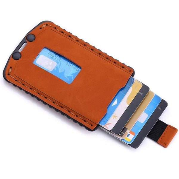 Slim card holder