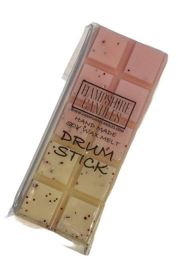 drum stick lolly scented wax melts