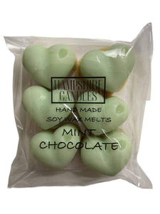 Mint Chocolate Wax Melts
