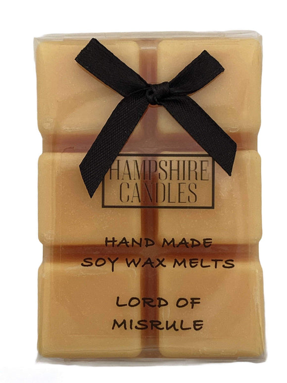 lord of misrule Lush wax melts