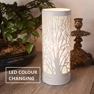 white tree electric wax burner