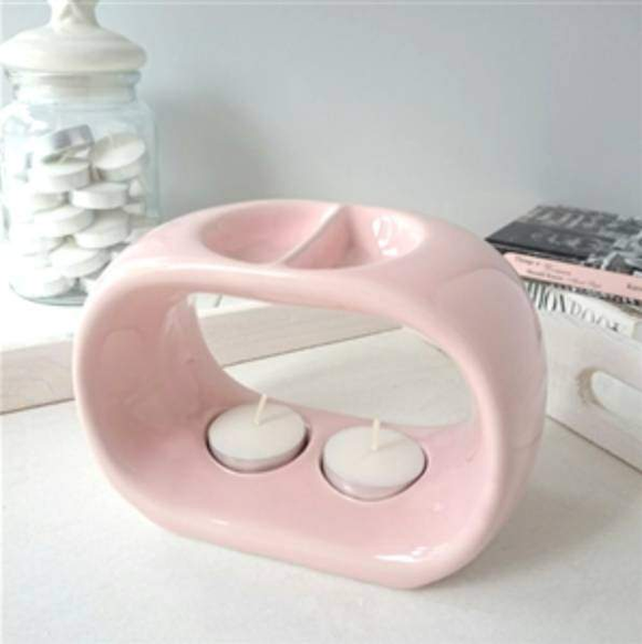 talin bowl pink wax melter