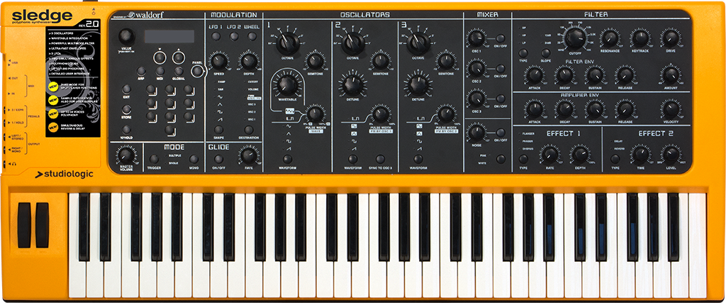 Studiologic Sledge 2.0 Polysynth