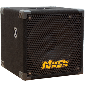 Markbass New York 151 Black Bass Cabinet