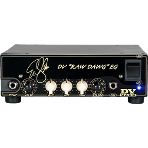"DV ""Raw Dawg"" EG Eric Gales signature Head"