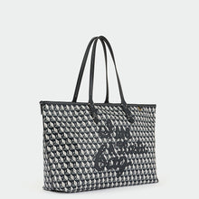 Load image into Gallery viewer, I Am A Plastic Bag Small Motif Tote Charcoal