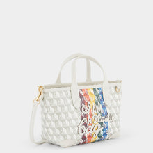 Load image into Gallery viewer, I Am A Plastic Bag Mini Motif Tote Chalk