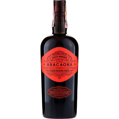 Rhum République dominicaine - Anaconda