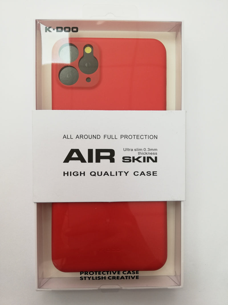 Maska za telefon Iphone 11 Pro - Air Skin Red