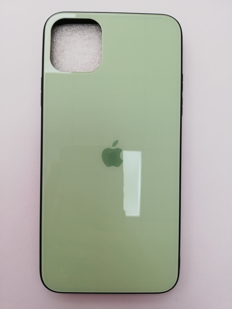 Maska za telefon Iphone 11 Pro - Crystal Mint Green