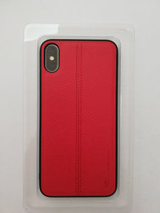 Maska za telefon Iphone Xs Max - Hdci Red