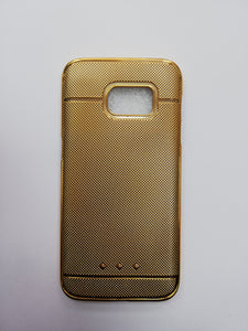 Maska za telefon Samsung S7 - Honey Gold