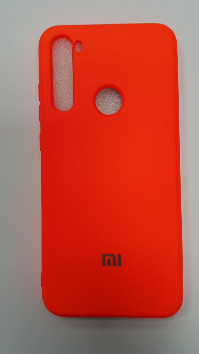 Maska za telefon Redmi Note 8T - Fluroscent Orange