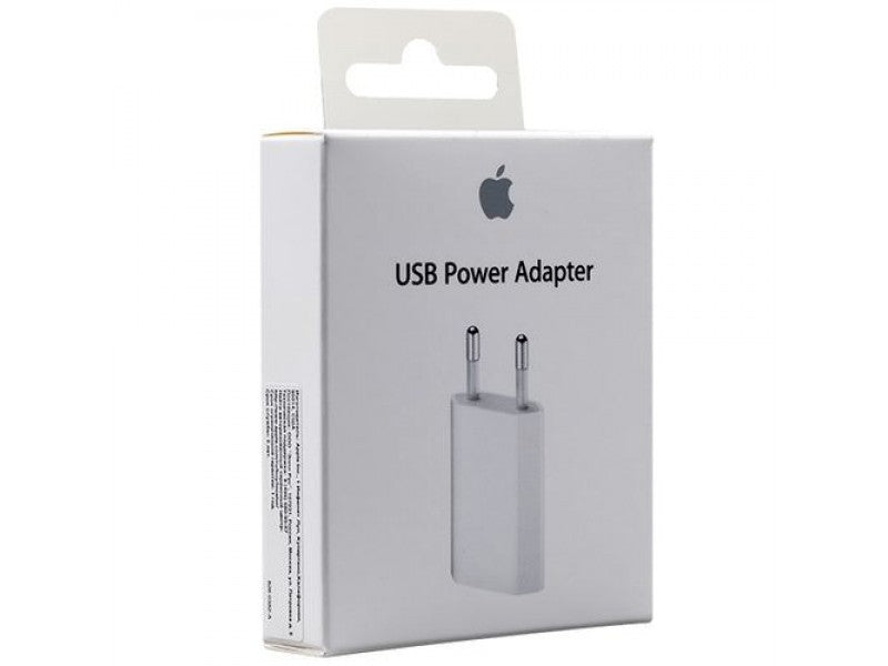 Adapter / Polnac so kabel - Apple iPhone Original 5V 1A