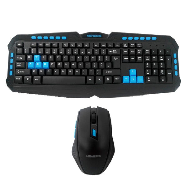 Wireless Gejmerska Tastatura so Maus combo - Banda Gladiator