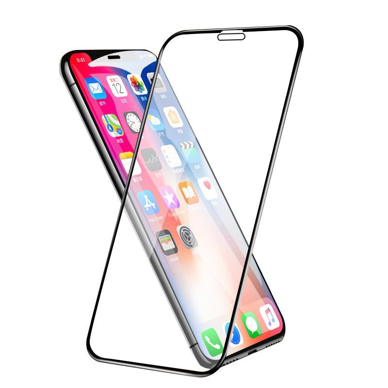 Zastitno staklo za iPhone X / 11 Pro / XS - 5D - Black
