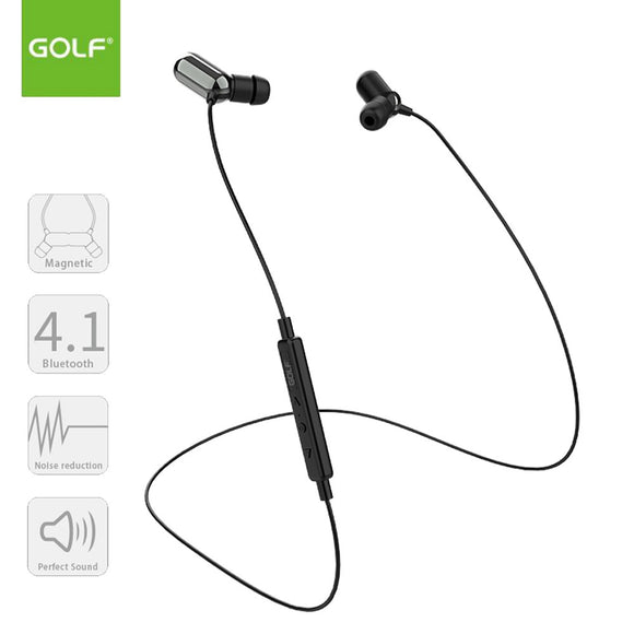 Wireless slusalki Golf - Sports Earbuds GF-BS01