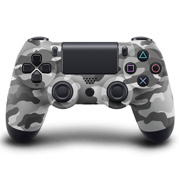 Kontroler Joystick - Double Shock Playstation 4 - Camo White