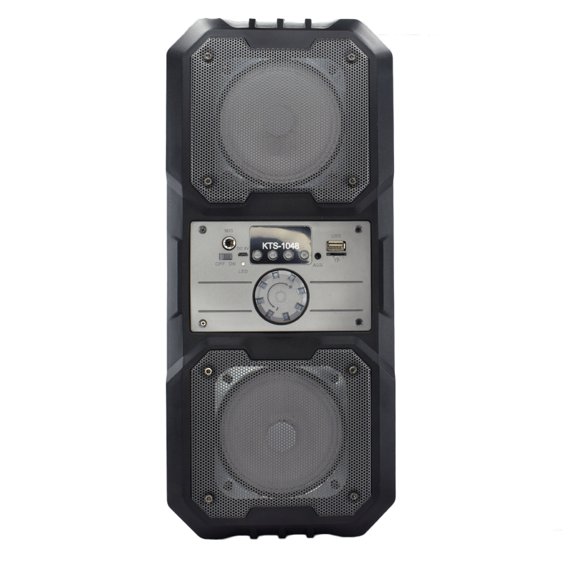 Karaoke DJ Bluetooth zvucnik - KTS-1048 BIG SOUND - Grey
