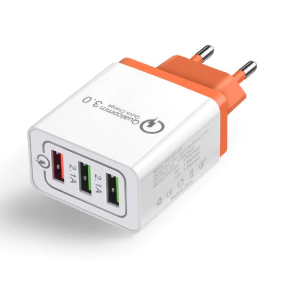 Adapter / Polnac - Qualcomm quick charge 3.0
