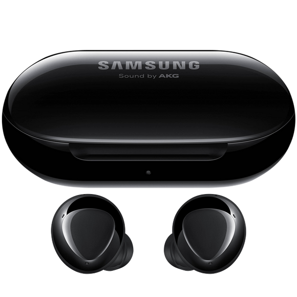 Wireless slusalki - Samsung Buds plus - Black