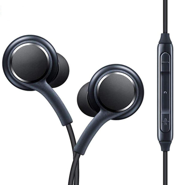 Slusalki - Earphones - S8/ S9 - Black