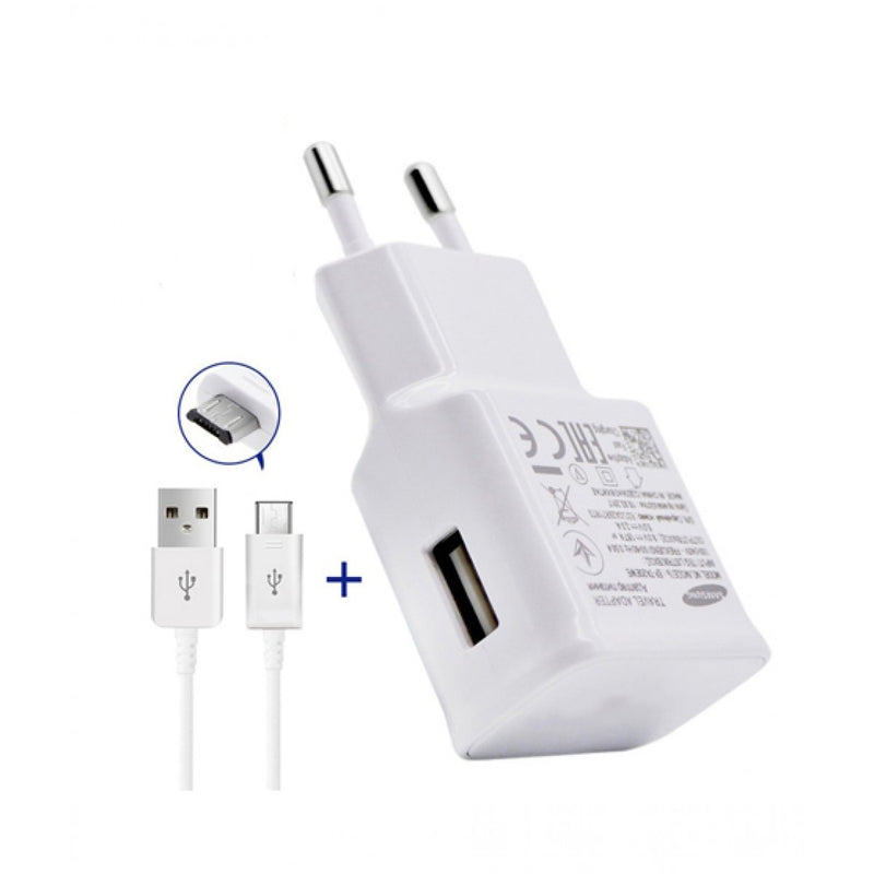 Adapter / Polnac so Kabel - Travel Charger 5V 2A - Micro