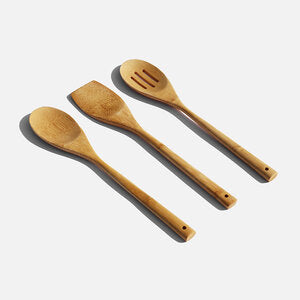Zero waste club bamboo cooking utensils