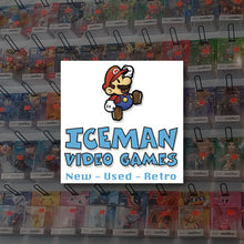Load image into Gallery viewer, Iceman Video Games