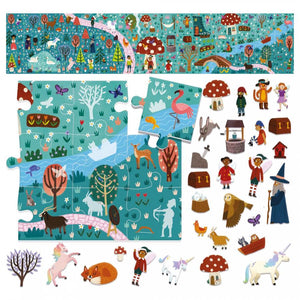 fantastic world & stickers  3-6