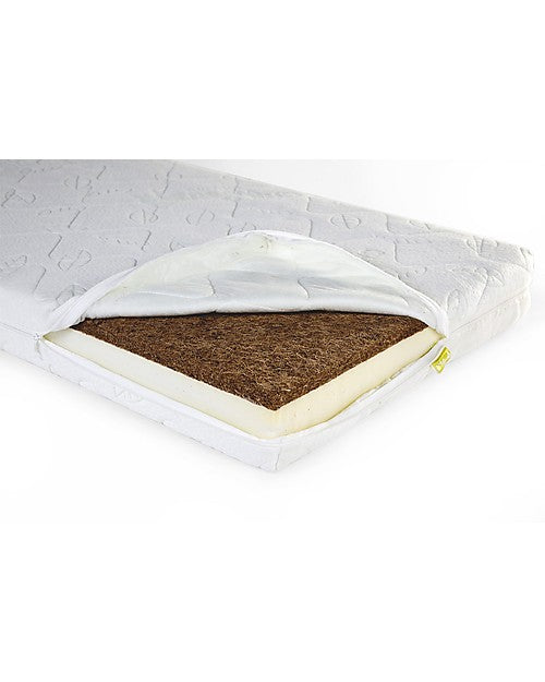 materasso Duo Kokos Natural Safe Sleeper per lettino tipy