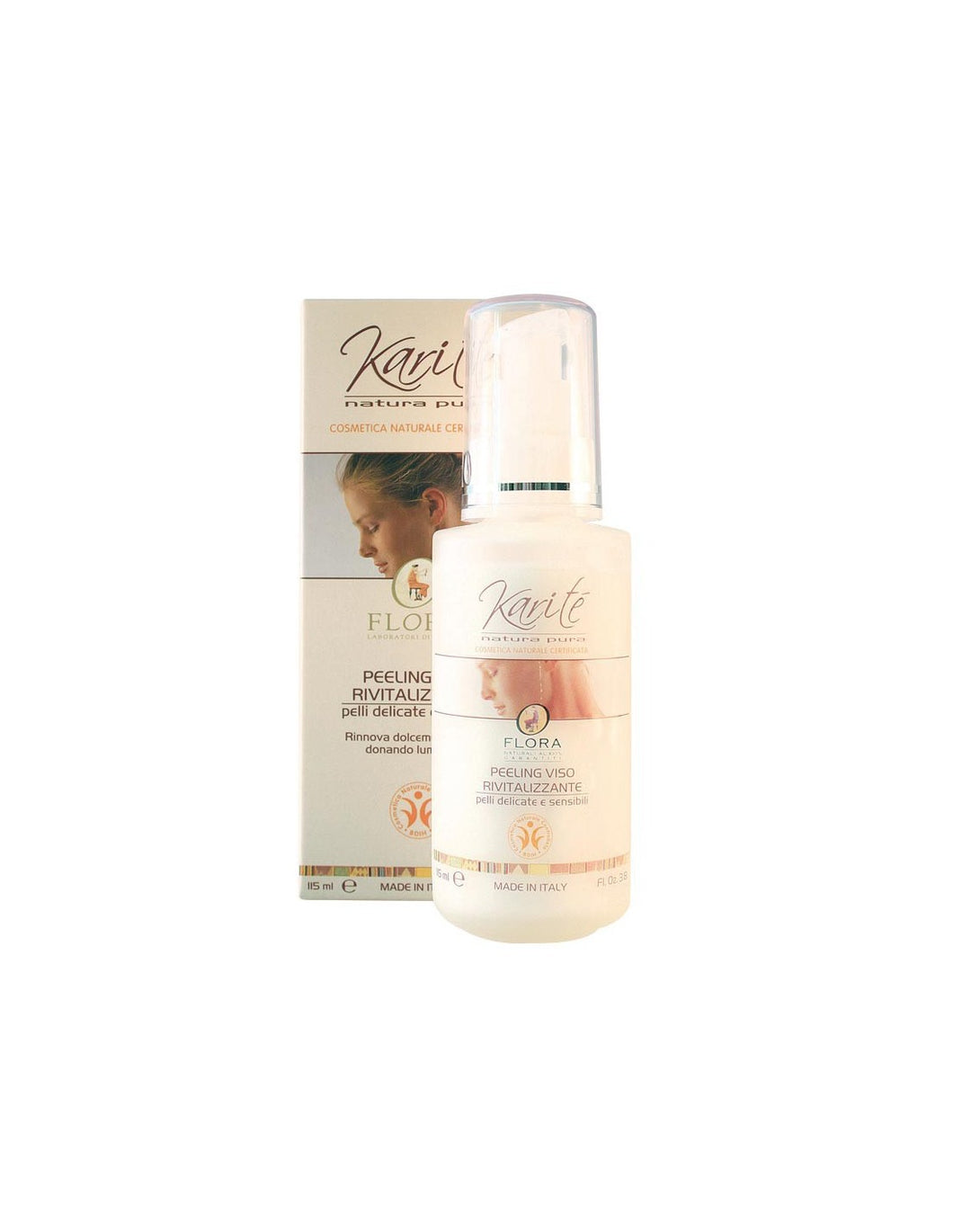 peeling viso 115ml