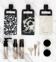 Refillable Ultimate Travel 11pc Set