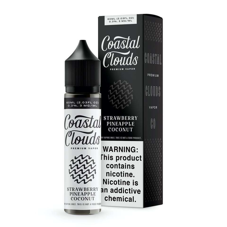 Coastal Clouds E-liquid 60ml