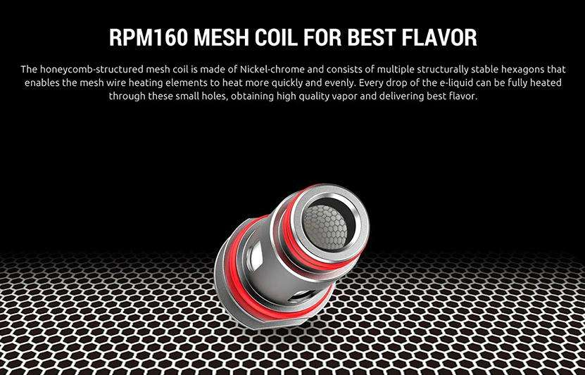 SMOK RPM160 Replacement Coils (5489307549845)