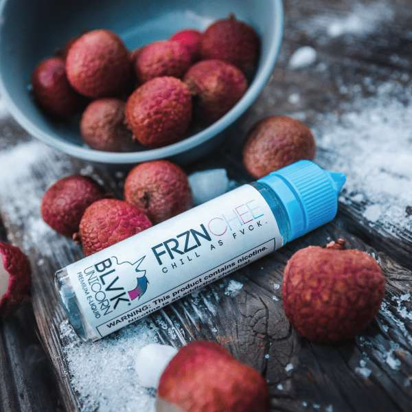 FRZN by BLVK Unicorn E-Liquid 60ML (5490382930069)