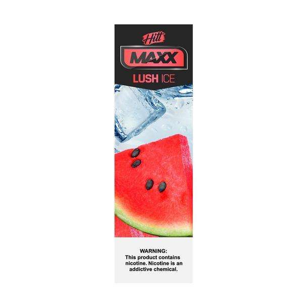 Hitt MAXX 6ML 1000mAh 1500 Puffs Disposable - BLV Delivery