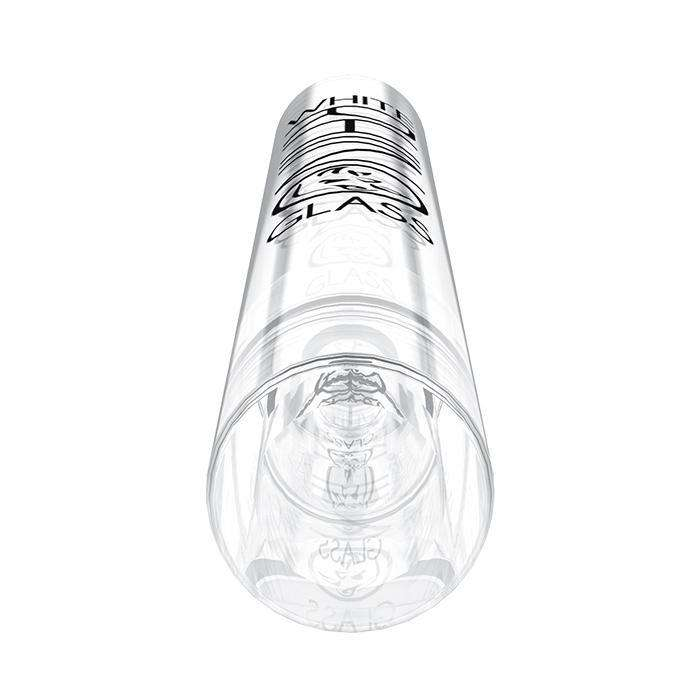White Rhino Glass XL Chillum - BLV Delivery