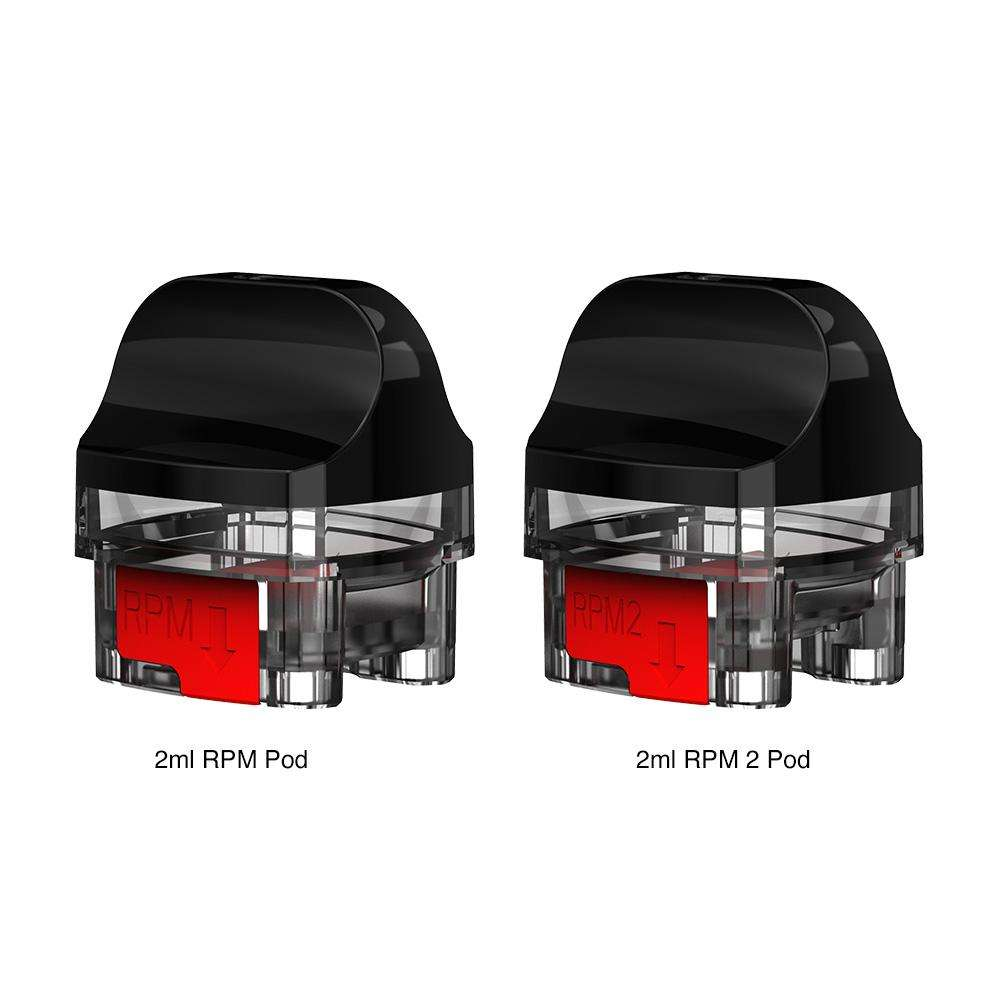 Smok RPM 2 - 7ml Refillable Replacement Pod - BLV Delivery