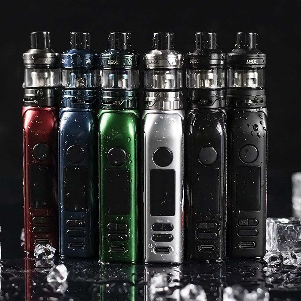 Lost Vape Back to Basic 100W  Kits w/ 2ML Ultra Boost X Tank - BLV Delivery