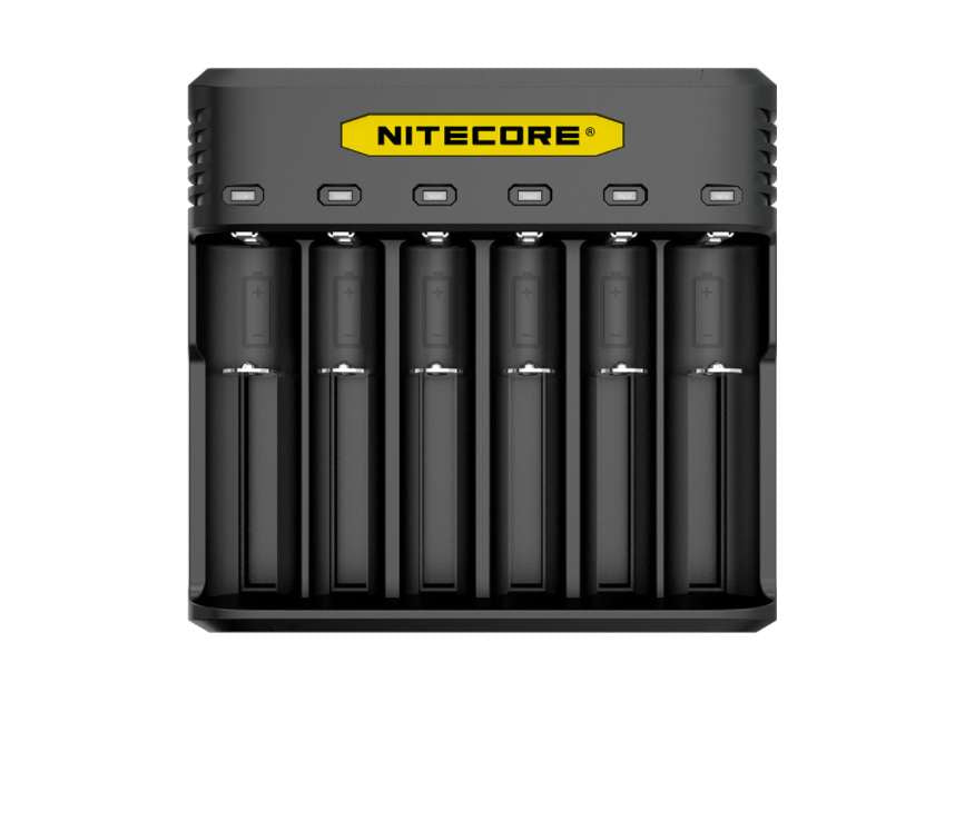 "Nitecore ""Q Series"" 2A Quick Battery Charger"