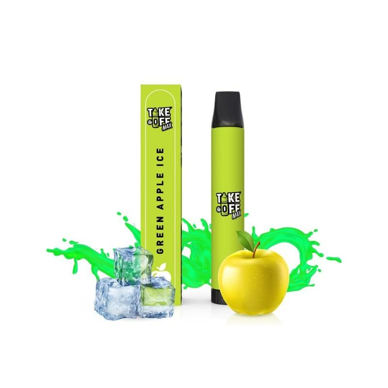 Take Off Max 7ML 2500 Puffs 1000mAhAdjustable Airflow Disposable
