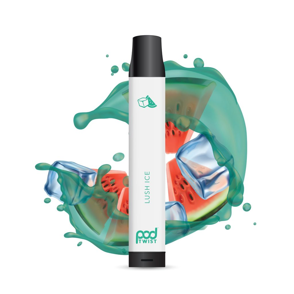Pod TWIST 2500 6.5ML 2500 Puffs Adjustable Air Flow Disposable Device