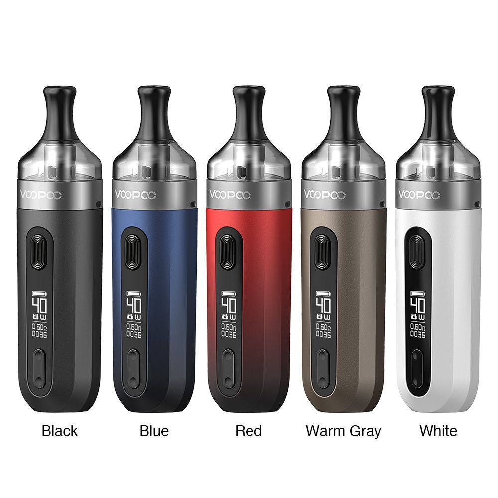 VOOPOO V.SUIT 40W Pod Kit 1200mAh