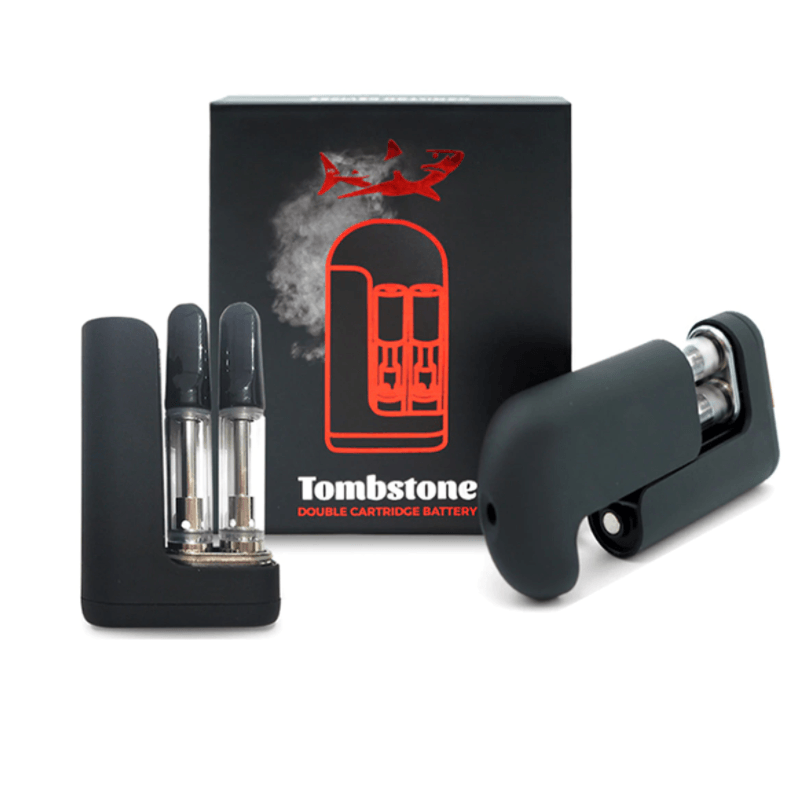 Hamilton Devices Tombstone 650mAh Double Cartridge Vaporizer Battery Mod