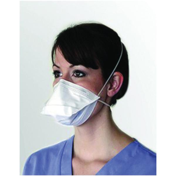 Progear N95 Particulate Filter Respirator And Surgical Mask Regular, 50/bx ( Niosh)